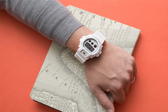 Todd Snyder & Casio Give a G-SHOCK an All-White Makeover
