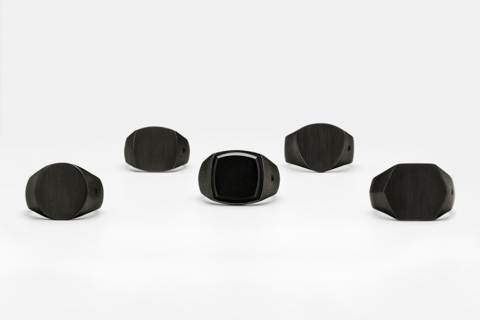 "Tom Wood 2015 ""Black Edition"" Jewelry Collection"