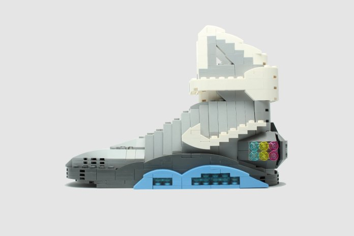 You Can Now Purchase Your Own LEGO Sneaker Collectible