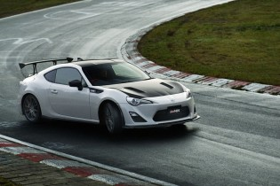 The Toyota 86 GRMN Is Lighter, More Powerful and No Longer a Concept