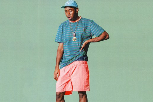 "Tyler, The Creator Doesn't Consider His Latest GOLF Lookbook ""Fashion"""