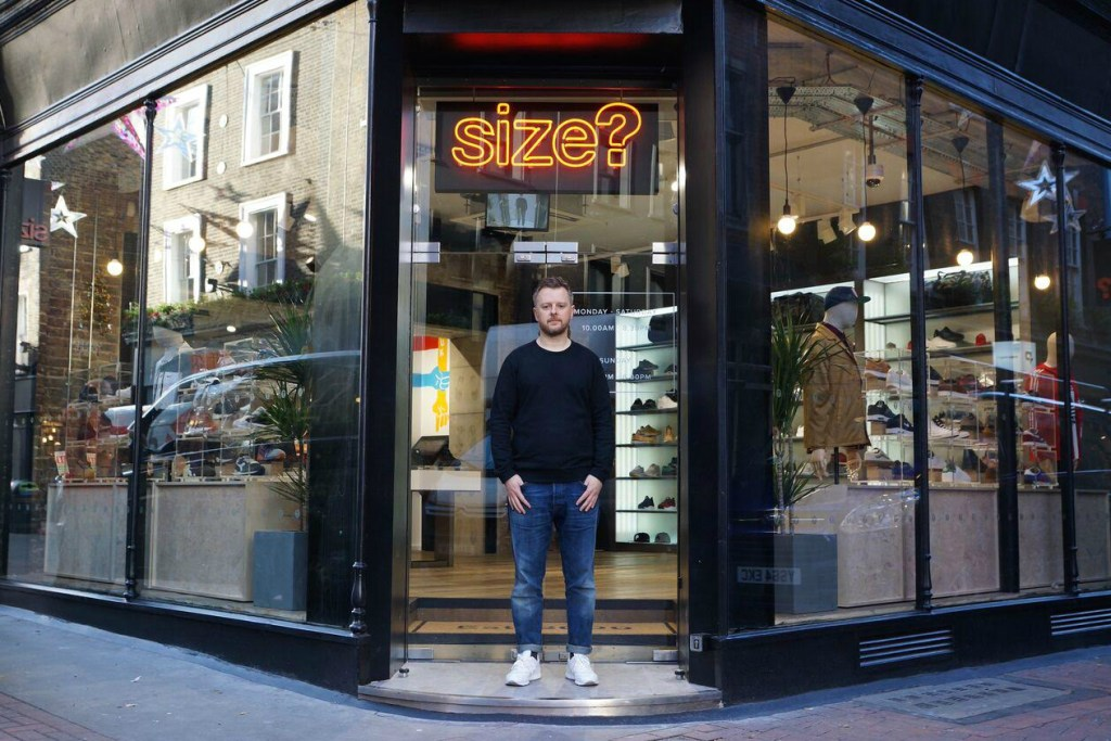 size?'s Paul Ruffles on Why Sneaker Culture Is Alive and Well in The UK