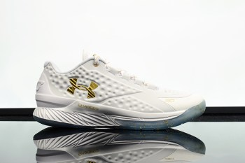 "The Under Armour Curry 1 Low ""Championship"" Will Be Released This Week"