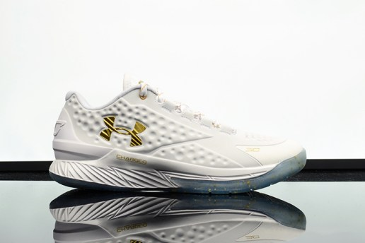 """The Under Armour Curry 1 Low """"Championship"""" Will Be Released This Week"""