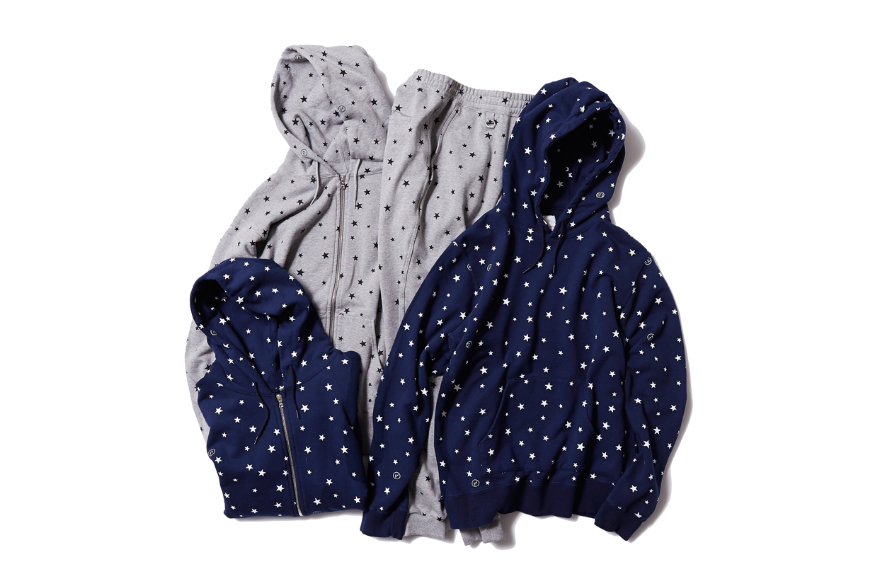 uniform experiment Brings a Star-Studded Motif to Sweats & Flannels