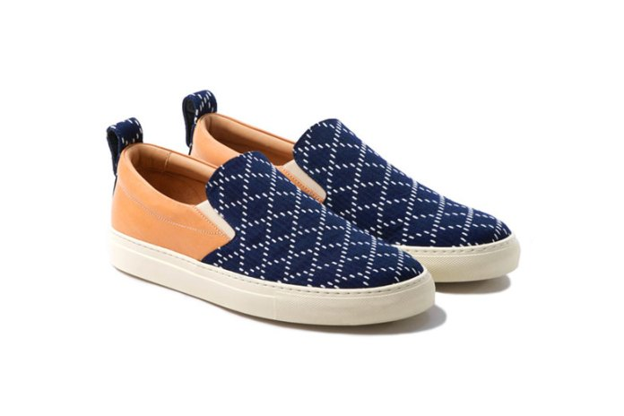 UNITED ARROWS & SONS x GREATS Wooster Slip On