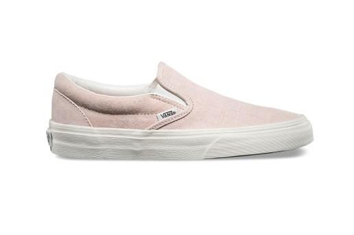 "Vans Classic Slip-On ""Iced Pink Croc"""
