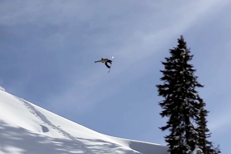 """Vans Releases a Jaw-Dropping Trailer for Its New Snowboard Movie """"First Layer"""""""
