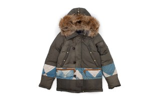 visvim Releases Its 2015 Valdez Down Jacket With Patchwork Detailing