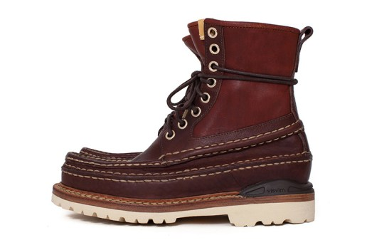 visvim 2015 Fall/Winter GRIZZLY BOOTS-FOLK