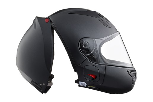 Vozz Helmets Removes the Struggle From Putting on Your Motorcycle Helmet