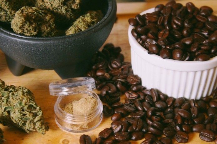 CANNCUP Combines Coffee and Medical Marijuana