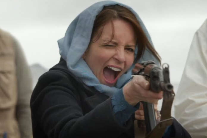 'Whiskey Tango Foxtrot' Official Trailer Starring Tina Fey and Margot Robbie