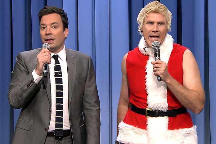 Will Ferrell Is Your New Santa Claus
