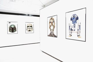 A Look Inside WIRED's Private 'Star Wars' Exhibition