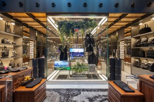 "EXCLUSIVE: Masamichi Katayama of Wonderwall's Latest Store Features an Inner ""Denim Temple"""