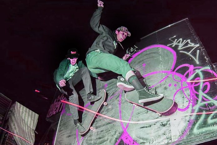 "Yardsale's Skate Film ""SOFTCORE"" Glides Through London to Sounds of Vaporwave"