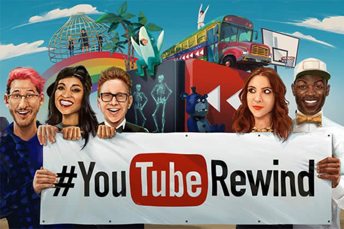 YouTube's Most-Watched Videos of 2015