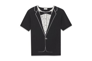 YSL Tuxedo T-shirt Is a Classy Reinterpretation for $450 USD