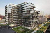 Zaha Hadid's New Project Is a Stunning NYC Condo Right Beside the High Line