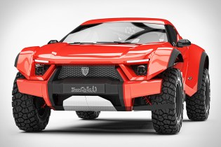 The Zarooq Sand Racer Is Ready for an On- & Off-Road Takeover