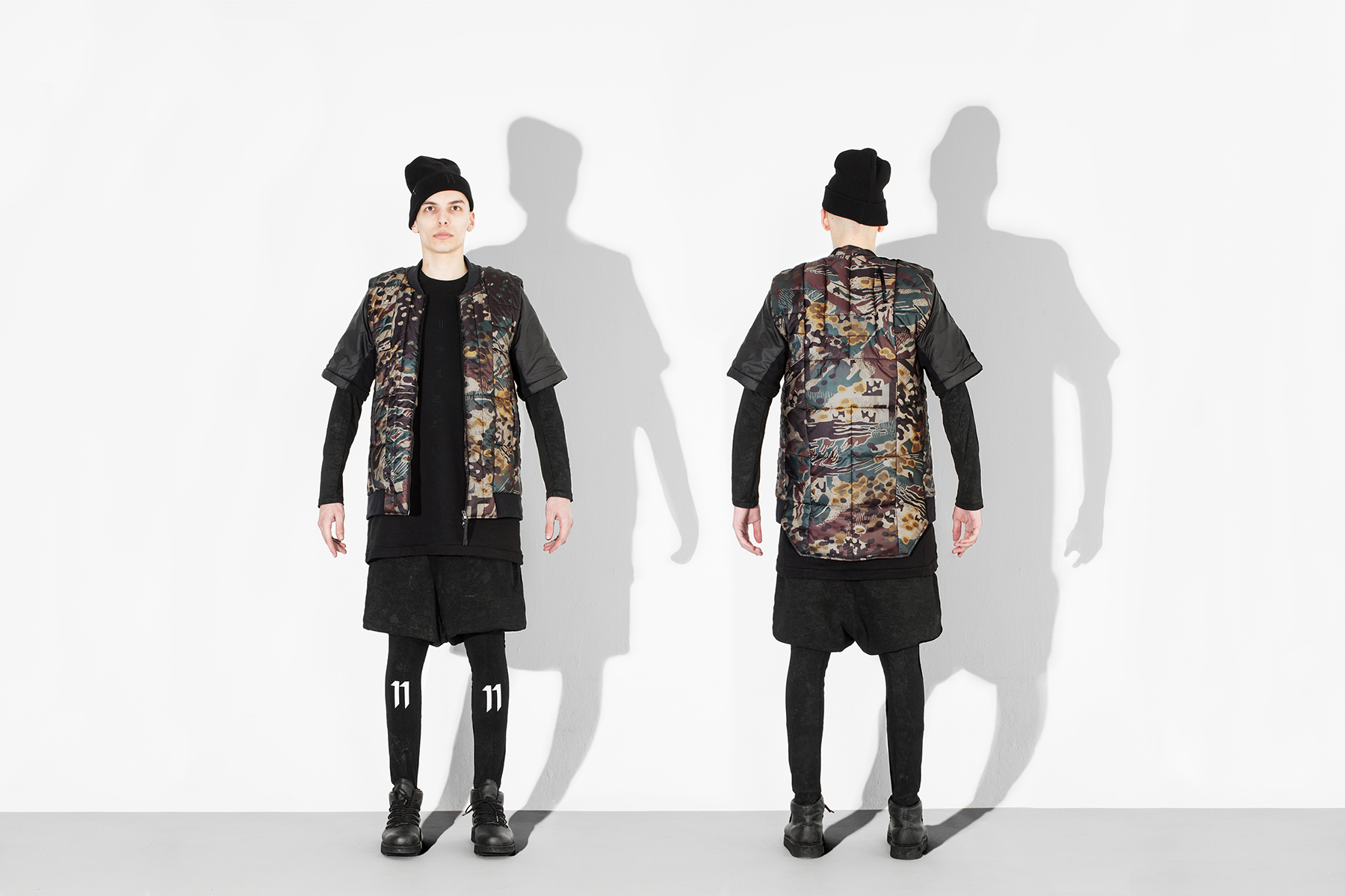 11 by Boris Bidjan Saberi 2016 Fall/Winter Lookbook