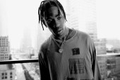 Watch 17-Year-Old Travi$ Scott Create a Beat