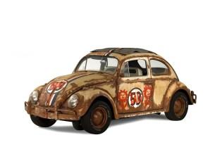 "1960 Volkswagen Beetle ""Spinning Herbie"""