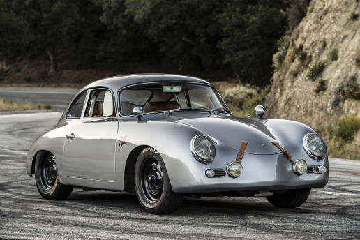 The 1964 Porsche 356 Cabriolet Emory Outlaw Oozes Old World Class