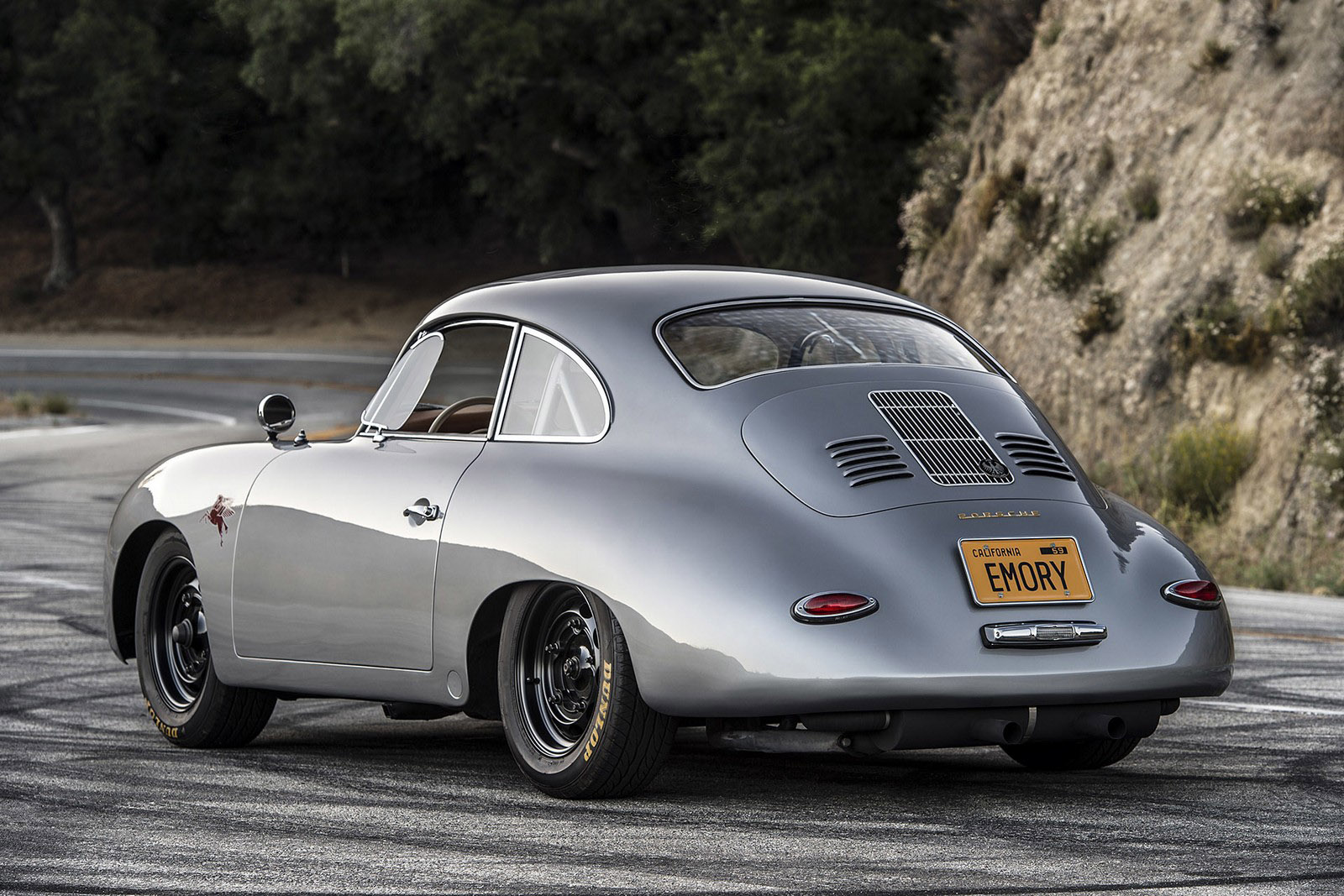 1964 Porsche 356 Cabriolet Emory Outlaw Hypebeast