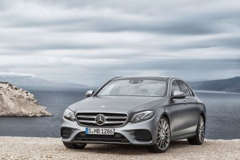 Check out the 2017 Mercedes-Benz E-Class
