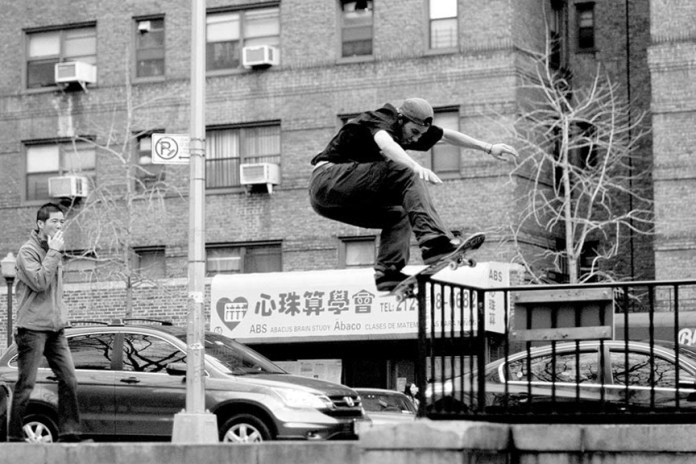 "Get a True Feel for NYC's Skate Life in 5Boro's ""5BNY"" Video"
