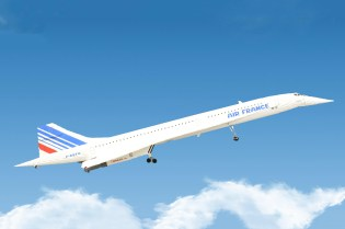 Check out This 65,000-Piece LEGO Concorde