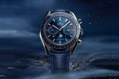 Omega Previews the Speedmaster Moonphase Chronograph
