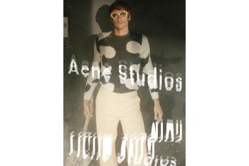 Acne Studios Taps David Sims to Shoot Its 2016 Spring/Summer Surf-Inspired Campaign