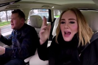 "Adele Spits Bars Over Nicki Minaj's Verse in ""Monster"""