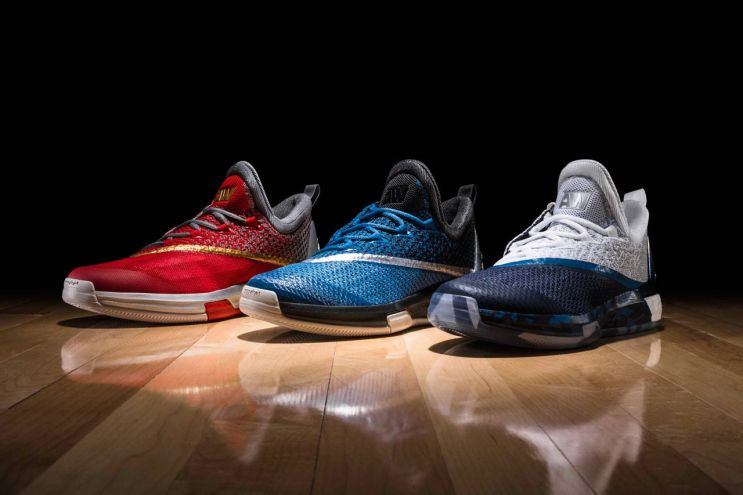 """adidas Crazylight Boost 2.5 """"Andrew Wiggins"""" Pack"""