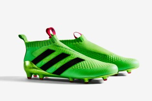 adidas Releases Laceless Football Boot