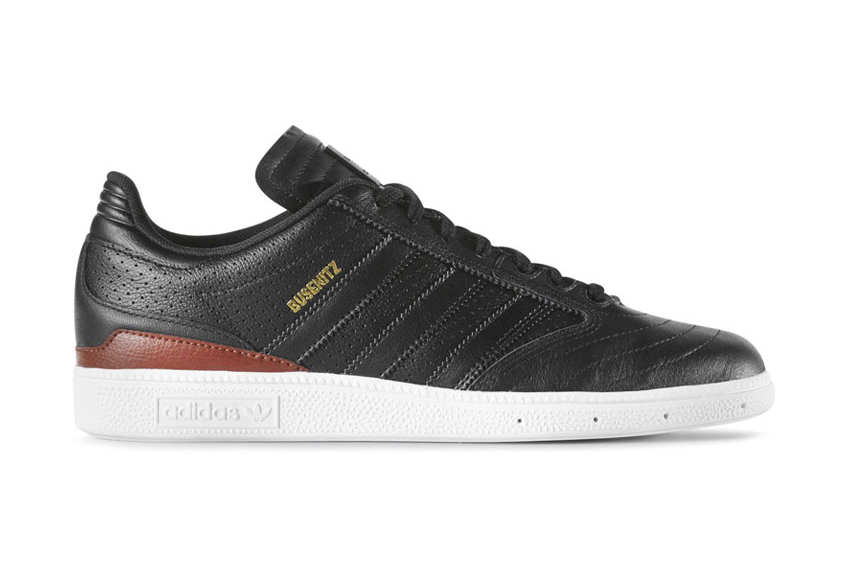 adidas Originals Busenitz Classified Core Black/Red Wood/Running White