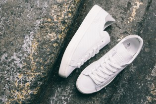 The adidas Originals Court Vantage Gets a Kangaroo Leather Makeover