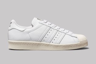The adidas Originals Superstar 80s Gets a Deluxe Makeover