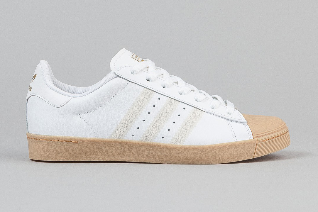 adidas Brings a Gum Sole to Its Skateable Superstar
