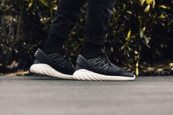 "The adidas Originals Tubular Doom Arrives in ""Reflective Black"""
