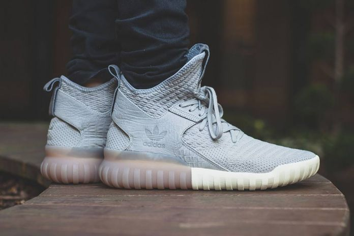 "adidas Originals Tubular X Primeknit ""Clear Granite"""