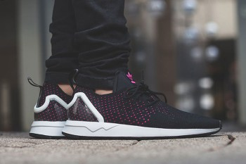 "adidas Originals ZX Flux ADV ASYM ""Shock Pink"""