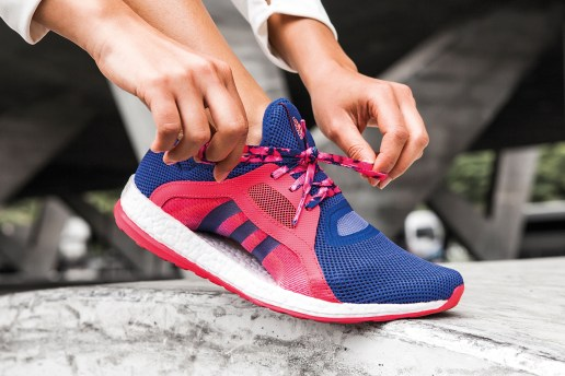adidas Unveils a Unique Floating Arch Design for the Women's PureBOOST X