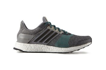 adidas Ultra Boost ST Grey/Green