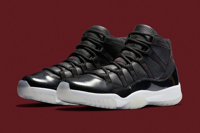 "The Air Jordan 11 Retro ""72-10"" Will Be Restocking"