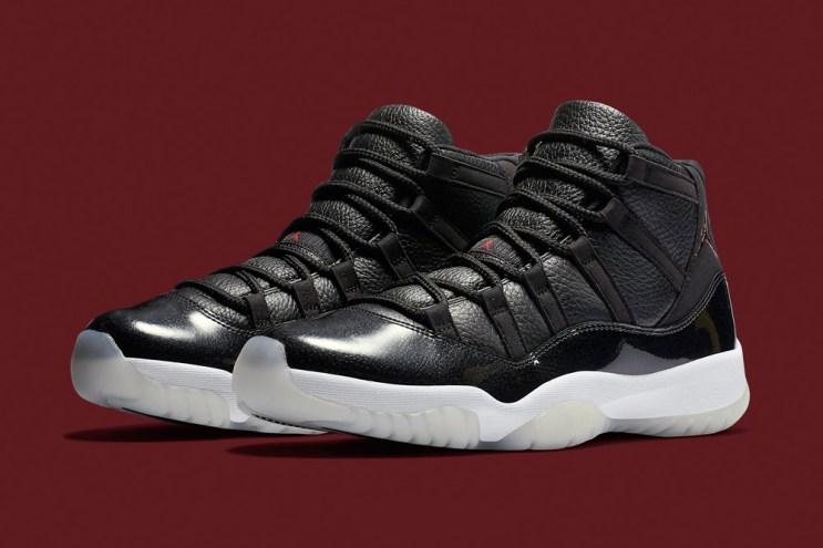 "The Air Jordan 11 Retro ""72-10"" Will Be Restocking"