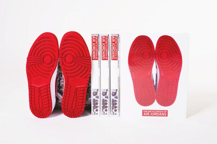 Increase Your Jumpman Knowledge With the 'Air Jordan Encyclopedia 2.0'
